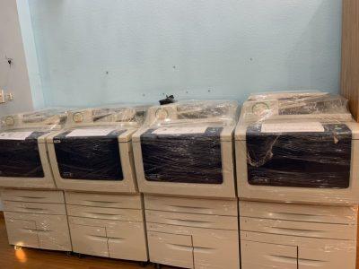 Máy Photocopy Fuji Xerox WorkCentre 5855